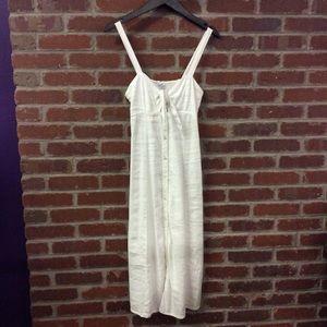 Splendid Linen Dress